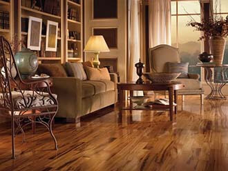 tigerwood floors