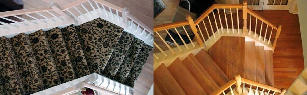 Superbe If You Are Looking For Hardwood Stair Treads And Risers For Refacing  Staircases, Harman Has Got You Covered. When You Replace Your Carpet With  Hardwood ...