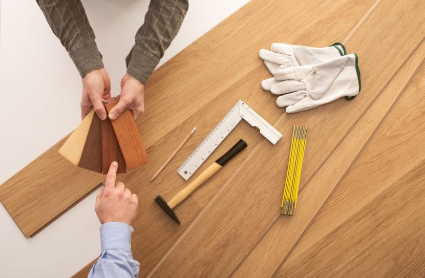 hardwood flooring finishes